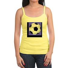 soccer_ball_blue Jr.Spaghetti Strap