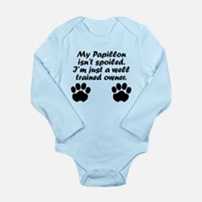 Well Trained Papillon Owner Body Suit