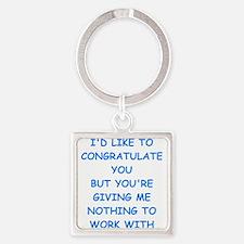 congratulations Keychains