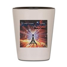 INCEPTION-RADIO Shot Glass