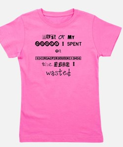 wasted Girl's Tee