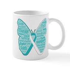 Butterfly Cervical Cancer Mug