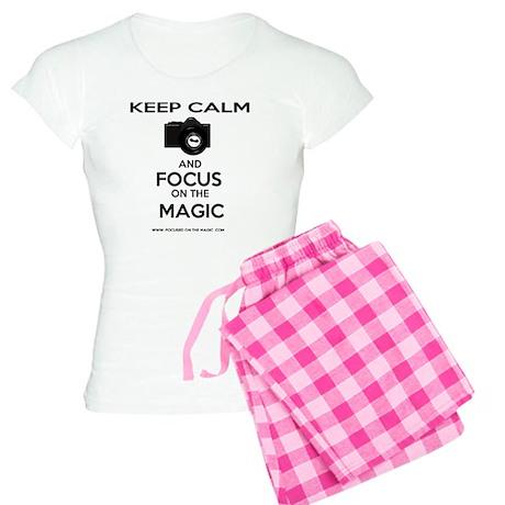 Focus on the Magic Women's Light Pajamas