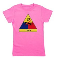 10th Armored Division - Tiger Division Girl's Tee