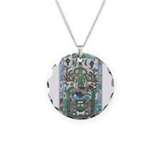 Lord Pacal the Rocket Man 2 Necklace