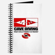 Cave Diving (Line Markers) Journal