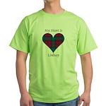 Heart - Lindsay Green T-Shirt