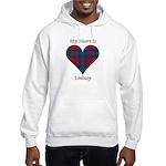 Heart - Lindsay Hooded Sweatshirt