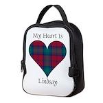 Heart - Lindsay Neoprene Lunch Bag