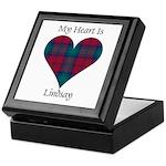 Heart - Lindsay Keepsake Box