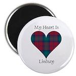 Heart - Lindsay Magnet