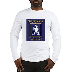 Satyagraha Long Sleeve T-Shirt