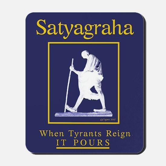 Satyagraha Mousepad