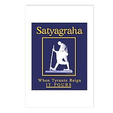 Satyagraha Postcards (Package of 8)