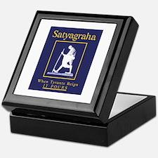 Satyagraha Keepsake Box