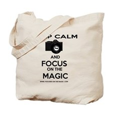 Focused on the Magic Tote Bag