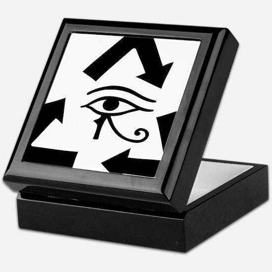 reincarnate Keepsake Box
