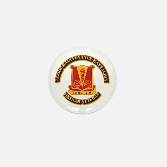 Army - 723rd Maintenance Battalion Mini Button
