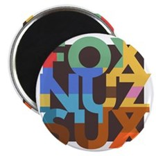 Fox_Nuz_Sux_3 Magnet