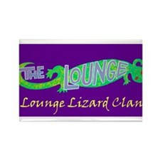 The Lounge Lizard Clan Magnets