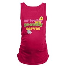 brotherserves Maternity Tank Top