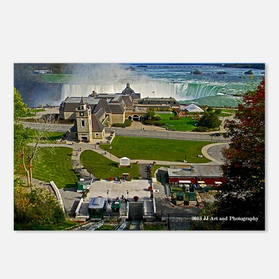 Horseshoe Falls Summit Postcards (Package Of 8)