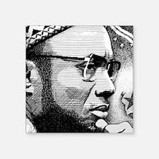 """Amilcar Cabral Square Sticker 3"""" x 3"""""""