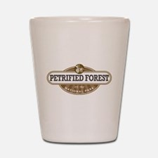 Petrified Forest National Park Shot Glass