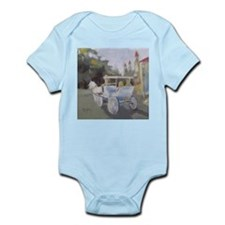 Carriage Ride Sightseeing Body Suit