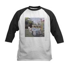 Carriage Ride Sightseeing Baseball Jersey