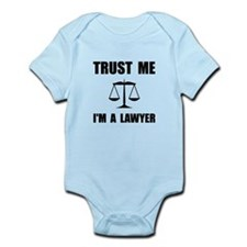 Trust Me Lawyer Body Suit
