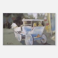 Carriage Ride Sightseeing Decal