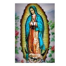Our Lady of Guadalupe Postcards (Package of 8)