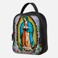 Our Lady of Guadalupe Neoprene Lunch Bag