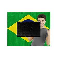 Brazilian Sports Fan Picture Frame