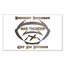 War Thunder Decal