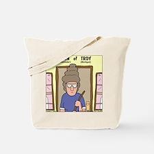 Helen of Troy Tote Bag