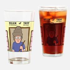 Helen of Troy Drinking Glass