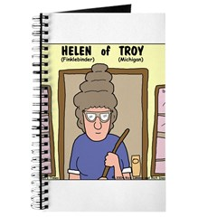 Helen of Troy Journal