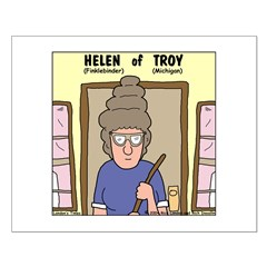 Helen of Troy Posters