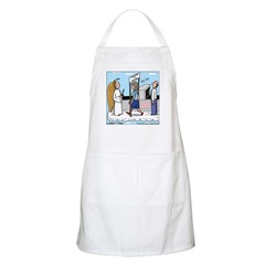 Heavenly Security Apron
