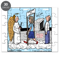 Heavenly Security Puzzle