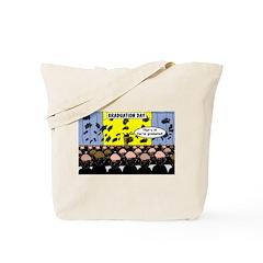 Hair Club Graduation Tote Bag