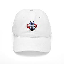 Resuce Diver (Scuba Tanks) Baseball Hat