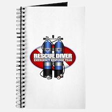 Resuce Diver (Scuba Tanks) Journal