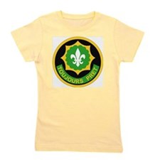 SS I - 2nd Armored Cavalry Regiment Girl's Tee