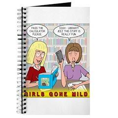 Girls Gone Mild Journal
