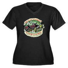 Cozy Casket Shirt Plus Size T-Shirt