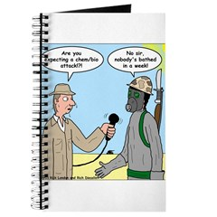 Gas Mask Journal