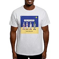 Wise Men and Frankenstein T-Shirt